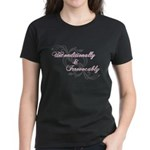 Irrevocably In Love Twilight Women's Dark T-Shirt