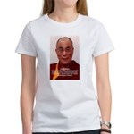 His Holiness the Dalai Lama Women's T-Shirt