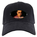 The Dalai Lama Black Cap