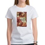 Euclid: Math and Philosophy Women's T-Shirt
