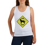 Labrador Xing Women's Tank Top