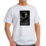 President George Washington Ash Grey T-Shirt