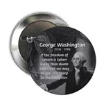 "George Washington 2.25"" Button (10 pack)"
