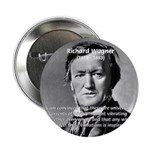 "Musician Richard Wagner 2.25"" Button (10 pack)"