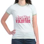 Jacob Twilight Valentine Jr. Ringer T-Shirt