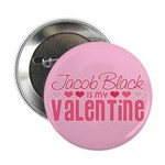 "Jacob Twilight Valentine 2.25"" Button"