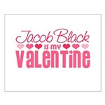 Jacob Twilight Valentine Small Poster