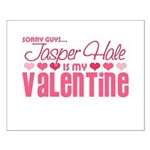 Jasper Twilight Valentine Small Poster