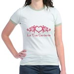 La Tua Cantante Jr. Ringer T-Shirt