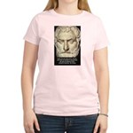 Greek Philosophy: Thales Women's Pink T-Shirt