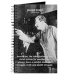 Joseph Stalin Revolution Journal