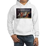 Truth and Wisdom: Socrates Hooded Sweatshirt
