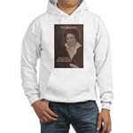 Romantic Poet Percy Shelley Hooded Sweatshirt