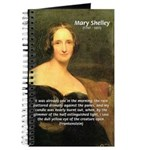 Writer Mary Shelley Journal