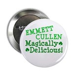 "Emmett Magically Delicious 2.25"" Button"