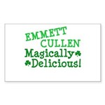 Emmett Magically Delicious Rectangle Sticker