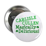 Carlisle Magically Delicious 2.25&quot; Button (100 pac