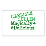 Carlisle Magically Delicious Rectangle Sticker 50