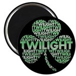 "Twilight Shamrock 2.25"" Magnet (10 pack)"