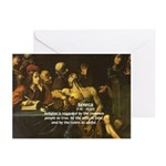 Humorist / Statesman: Seneca Greeting Cards (Packa