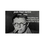 jean paul sarte s life and work Jean-paul sartre's biography and life storyjean-paul charles aymard sartre was a french existentialist philosopher, playwright, novelist, screenwriter, political activist, biographer, and literary critic he was o.