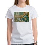 Saint Augustine of Hippo Women's T-Shirt