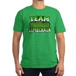 Team Leprechaun Men's Fitted T-Shirt (dark)