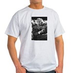 Russell: Logic and Opinion Ash Grey T-Shirt