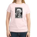 Philosophy Karl Popper Women's Pink T-Shirt