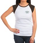 Because Occupational Therapist Women's Cap Sleeve