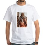 Plato: Philosophy / Equality White T-Shirt