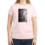 Dialogues of Plato Poet in Love Women's Pink T-Shi