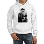 Modern Fable Writer Orwell Hooded Sweatshirt
