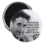 Politics / Language: Orwell Magnet