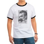 Group Insanity: Nietzsche Ringer T