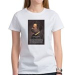 Master of Prose: Nietzsche Women's T-Shirt