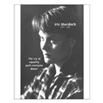Iris Murdoch Equality Small Poster