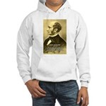 Utilitarianism John Mill Hooded Sweatshirt