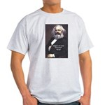 Karl Marx Religion Opiate Masses Ash Grey T-Shirt