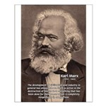Civilization and Marx Small Poster