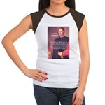 Political Theory: Machiavelli Women's Cap Sleeve T