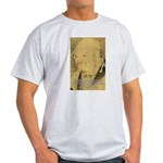 Law of Nature: Lao Tzu Ash Grey T-Shirt