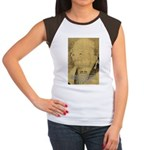 Law of Nature: Lao Tzu Women's Cap Sleeve T-Shirt