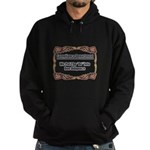 Due Diligence Compliance Hoodie (dark)