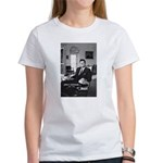 Humanist John F. Kennedy Women's T-Shirt