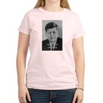 Power of the Idea JFK Women's Pink T-Shirt