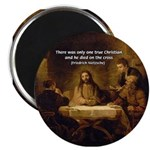 "Christianity: Truth / Myth 2.25"" Magnet (100 pack)"