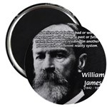 Pragmatic William James Magnet