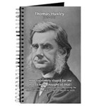 Thomas Huxley and Darwin Journal