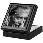 Humanist Aldous Huxley Keepsake Box